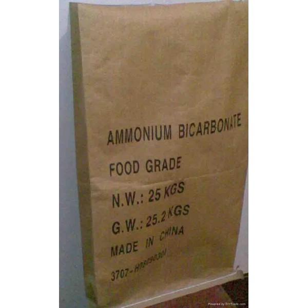 Ammonium bicarbonate - Bicarbonate d ammonium cuisine ...